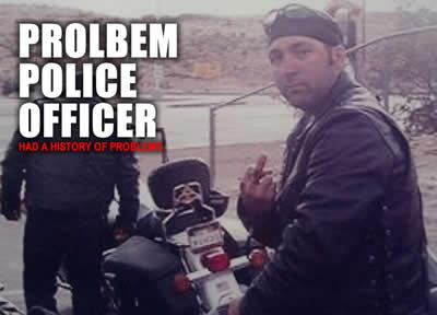 jesus arevalo problem las vega police officer