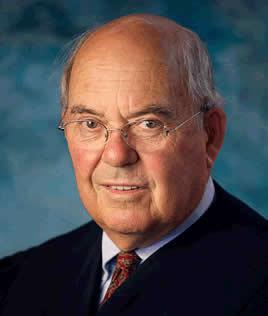 Judge Michael Dufficy Marin