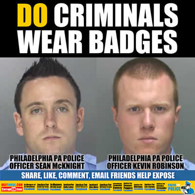 america must face the fact many police officers are criminals philadelphia pa police corruption