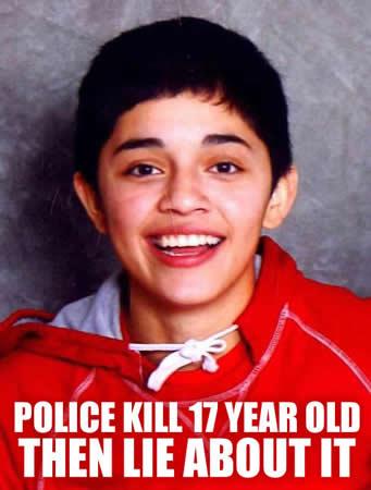 Denver police kill 17 year old jessi