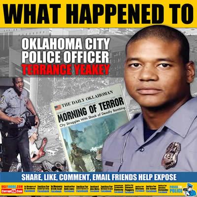 what happened to oklahoma police sergeant terrance yeakey