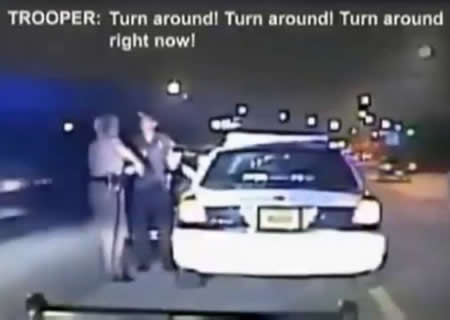 florida trooper donna jane watts did the right thing stopping another officer from committing a crime
