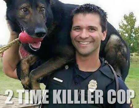 kenosha wisconsin Officer Pablo Torres two time killer cop