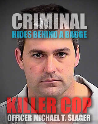 killer cop south carolina police officer michael t slager