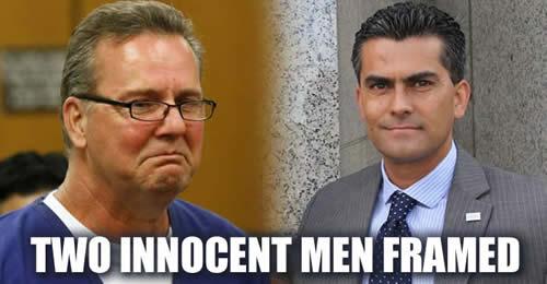 Two Innocent Men Framed by LA Cops who Lied