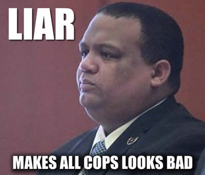 officer orlando trinidad bloomfield new jersey police officer is a liar and criminal