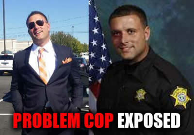 south carolina problem cop deputy ben fields fired for being a bully
