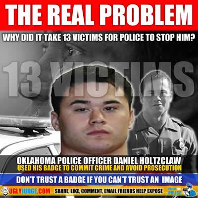 Officer Daniel Holtzclaw