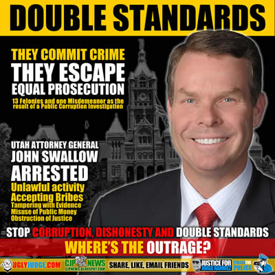 SALT LAKE CITY UTAH State prosecutors arrest file money laundering charge against Attorney General John Swallow