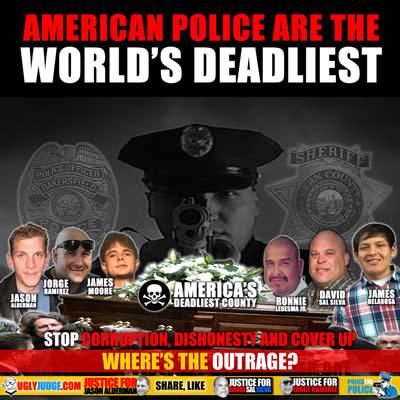 The World's Deadliest Police