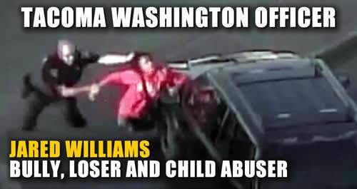 Tacoma-washington police-officer-Jared-Williams