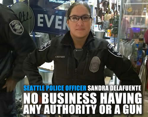 Officer Sandra Delafuente