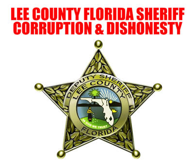 lee county florida sheriff corruption