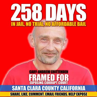 258 Days in Jail, No Trial, No Affordable Bail