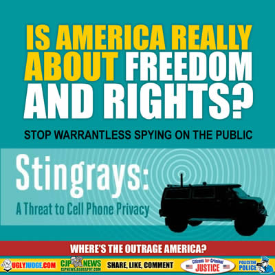 Stop Warrantless Spying on the Public