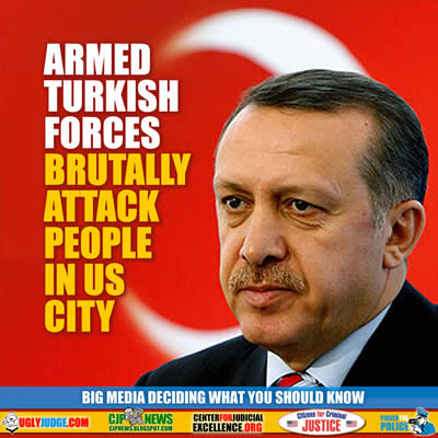 big media decides what you should know turkisk forces brutally beat americans on our soil