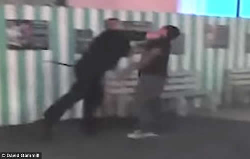 Pomona police cover-up after cop punch boy 16 Perjury by Pomona police