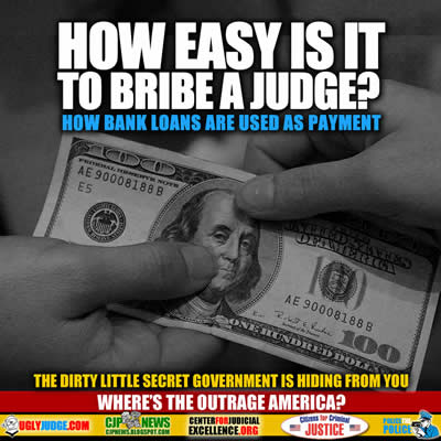 How Easy is it to Bribe a Judge the dirty little secret government is hiding from you
