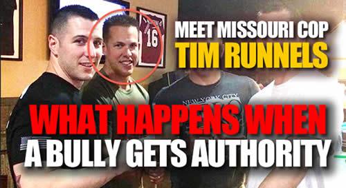 Independence missouri police officer Tim Runnels should spend life in prison