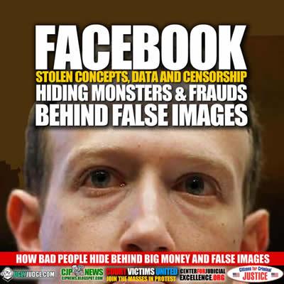 Facebook is a fraud zuckeberg is a criminal