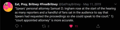 Eat Pray Britney Spears