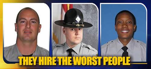 .North Carolina Raleigh Trooper Michael Blake