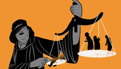 With 'judges judging judges,' rogues on the bench have little to fear