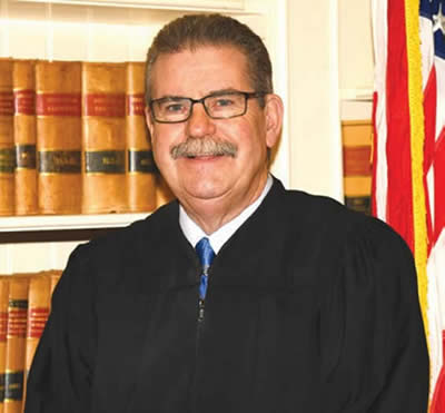 Judge F. Dana Walton Mariposa County California