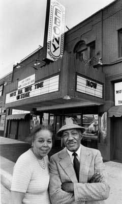 Nick and Edna Stewart