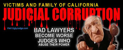 Facebook Victims and Family of Judicial Corruption