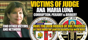 Los Angeles California judge-Anna-Maria-Luna