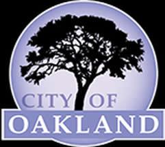 city of oakland california victims seal