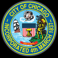 Chicago Illinois city seal