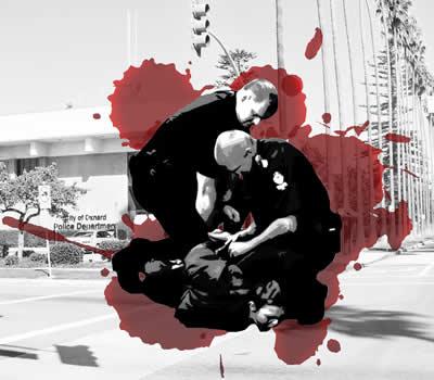 killer oxnard california police