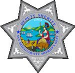 Badge San Diego County Sheriff Badge