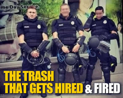 Denver Colorado Police bad cop disgrace Tommy McClay