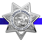 san diego county sheriffs department deputy sheriff badge