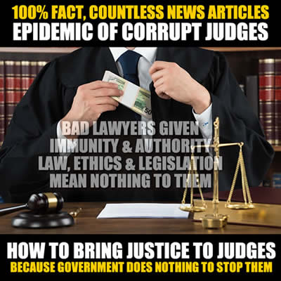 How to bring Justice to Judges