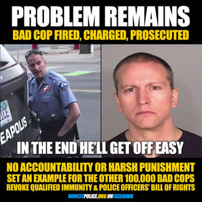 dont let Minnesota police officer derek chauvin get away with murder of georg floyd