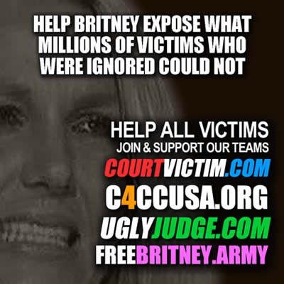 HELP Britney Expose what we could notCV